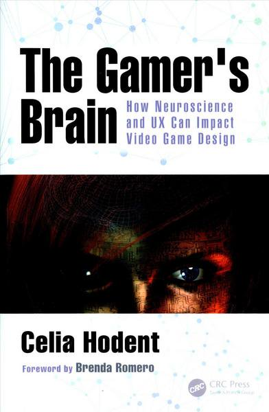 Book title page: The Gamer's Brain